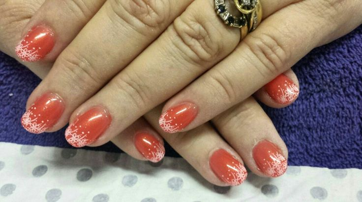 Orange with with tip stamping