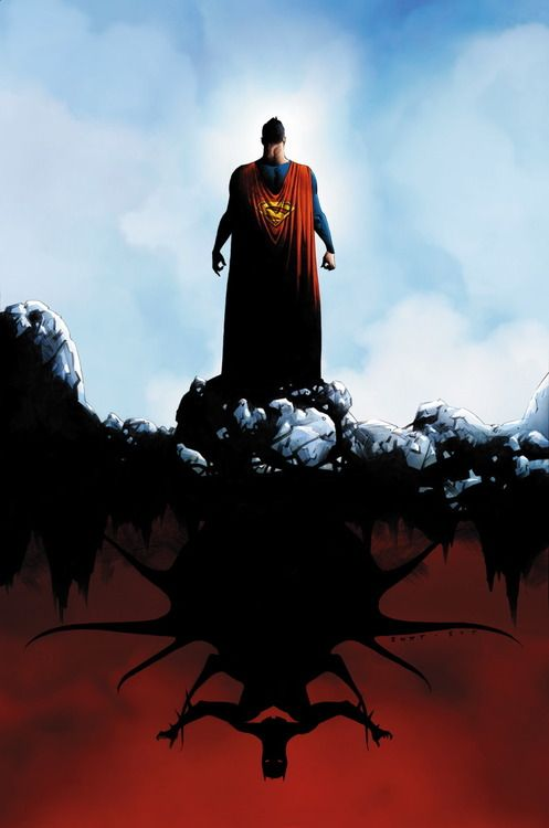 Superman/Batman #10 - Jae Lee