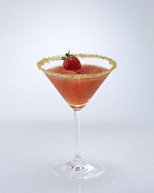 Cocktail-Klassiker: Strawberry Daiquiri Rezept