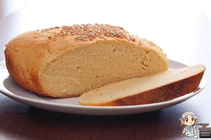"""Decididamente el pan que me gusta más es el que hago con mi ollita :) Os recuerdo que en el apartado """"pan sin gluten"""" podéis encontrar otros panes. PAN DE HARINA DE MAÍZ SIN GLUTEN Ingredientes: 20…"""