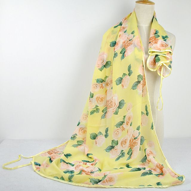 Wholesale 20 pcs 145cm * 75 cm Roses Printed Scarves Dress Bikini Swimwear Cover Up Sarong Sexy Wrap Pareo Women Summer US $67.44 /lot (20 pieces/lot) Specifics Gender	Women Item Type	Cover-Ups Pattern Type	Print Brand Name	Unbrand Material	Rayon Model Number	100  Click to Buy :http://goo.gl/t9O329