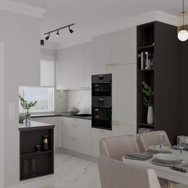 3 Najwieksze Bledy Podczas Projektowania Kuchni Ii Atoato In 2021 Kitchen Cabinets Kitchen Interior Design
