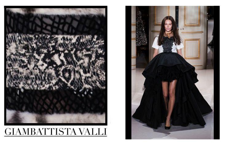 Focus on Giambattista Valli in Paris chapter. #GiambattistaValli #HauteCouture #catwalks #fashion #woman #style #clothes #dress #look
