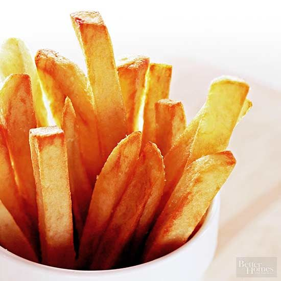 Once you know how to make french fries, a quick side dish is just minutes away.