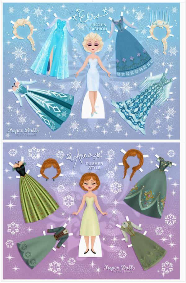 FREE printable Disney Paper Dolls plus 20 FREE Disney Printables - Crafts, Coloring, Planning, Creativity and More on Frugal Coupon Living.
