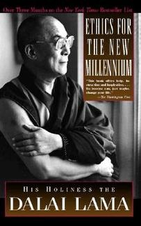 Ethics for the New Millenium - Dalai Lama.... I really want to read this!