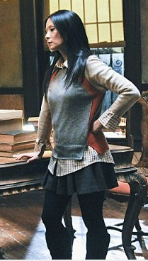 #elementary - love Joan Watsons clothes