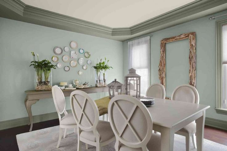 White Dining Room Table Dining Room: Romantic Beautiful Dinette Set For Dining Room