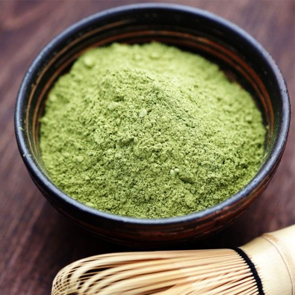 Green Tea Powder (Matcha) adds serious fat-burning power to your smoothies and juices.