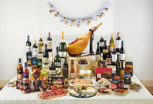 Aldi Festive Favourites #competition Gawd that'd make an amazing hamper!