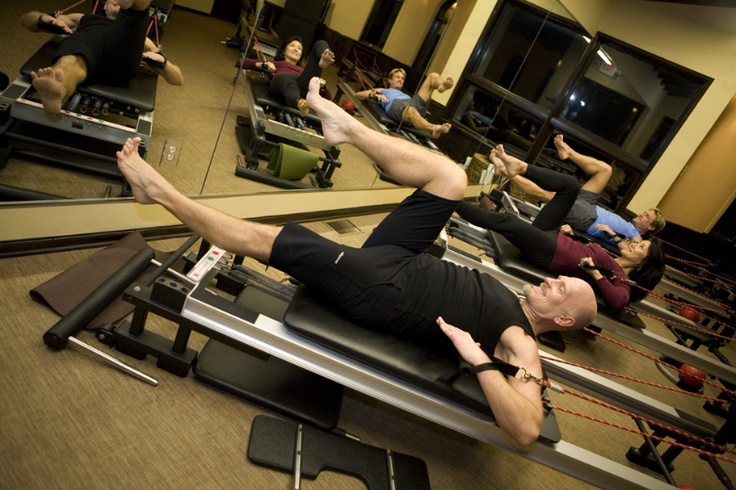 Pilates improves balance, stability, and core strength ...