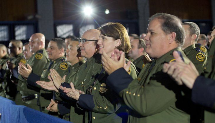 Unions of Border Patrol, ICE agents cheer Trump actions