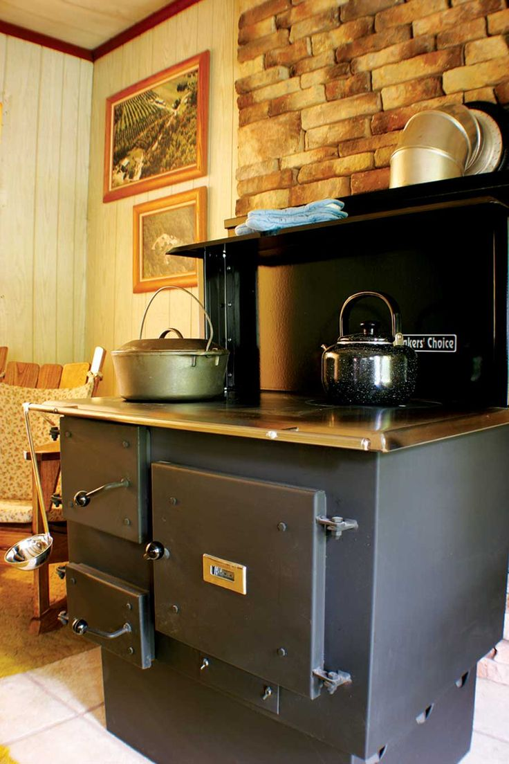 With these woodstove cooking recipes, the woodstove that keeps your home  warm and cozy will work just as well to cook on.data-pin-do= - 176 Best Images About Woodstove On Pinterest Ovens, Ash And Firewood