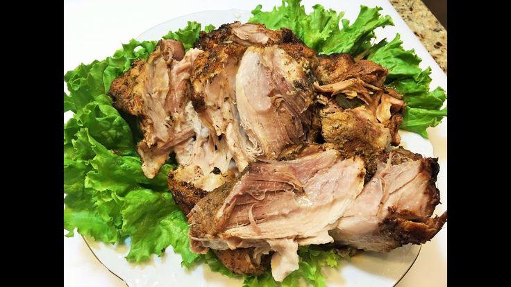 МЯСО МЕДЛЕННОГО ПРИГОТОВЛЕНИЯ, Мягкое и сочное.  Полезная еда.  Meat slo...