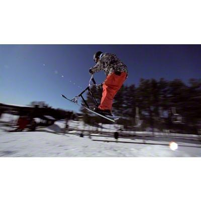 Das Outer Edge Snow MX für lässige Touren und höhere Jumps!