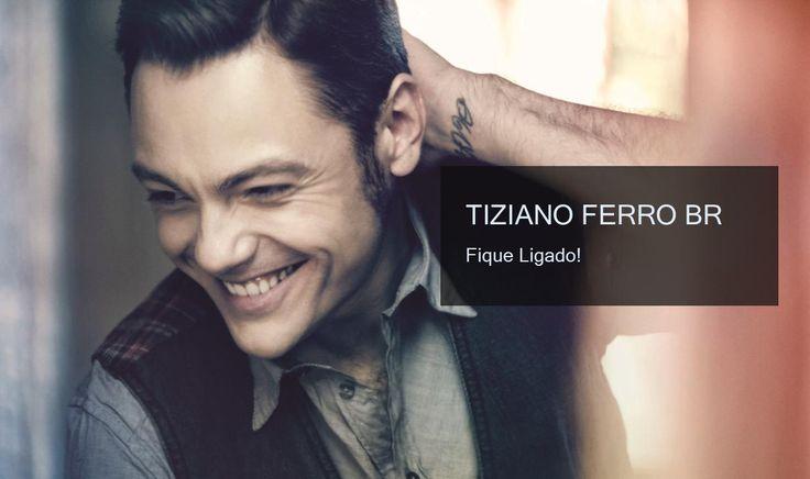 Tiziano Ferro Brasil | Site não oficial