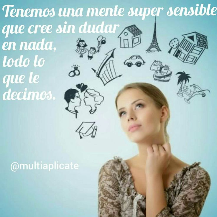 Mucho cuidado sobre lo que piensas de ti. Eres fácil de convencer. #multiaplicate #chile #oportunidad #ingresoextra #capacitacion #networker #redessociales #emprendedor #socialmarketing #libertad #financiera #negocio #independiente