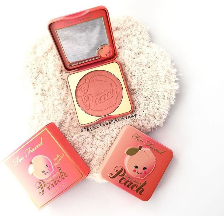 Too face pappa dont preach blush i want this whole collection so glad they brought the peach pallet back yay