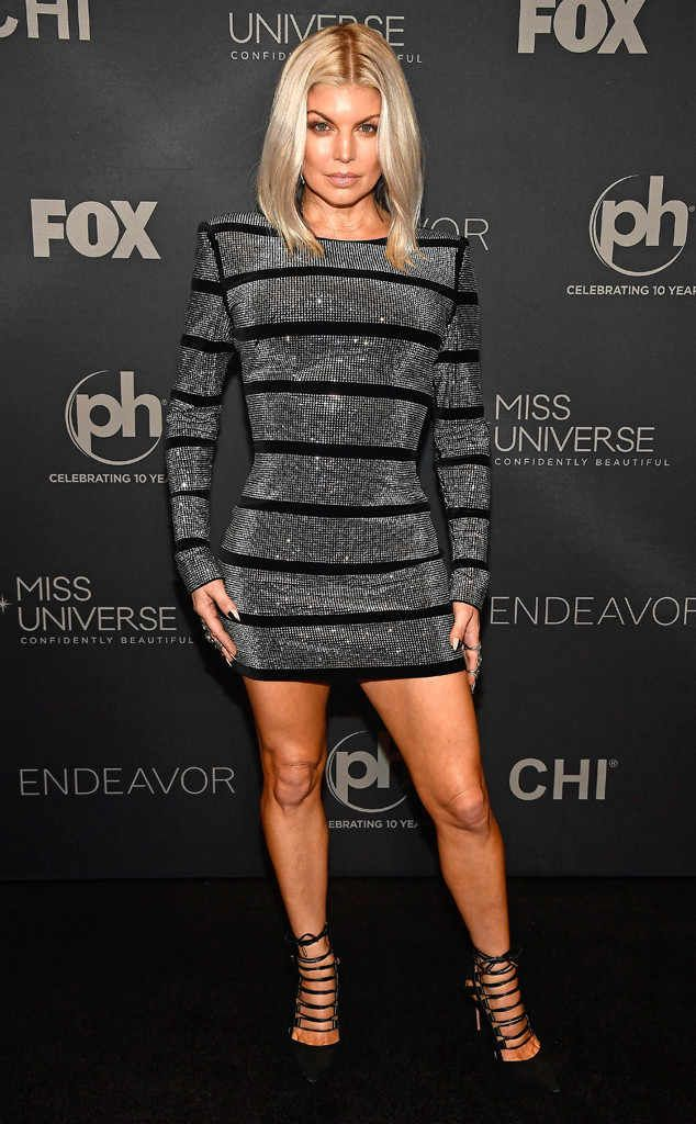 894527c7774f Fergie from The Big Picture: Today's Hot Photos in 2019 | Red Carpet ...