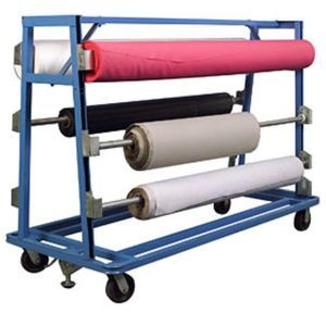 Industrial Fabric Roll Holder Google Search Metal Rack