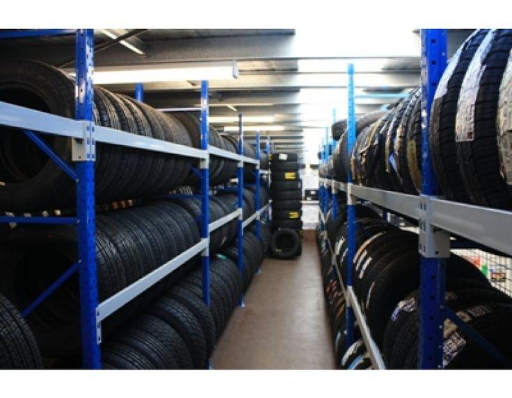 Tyre Storage Racking System