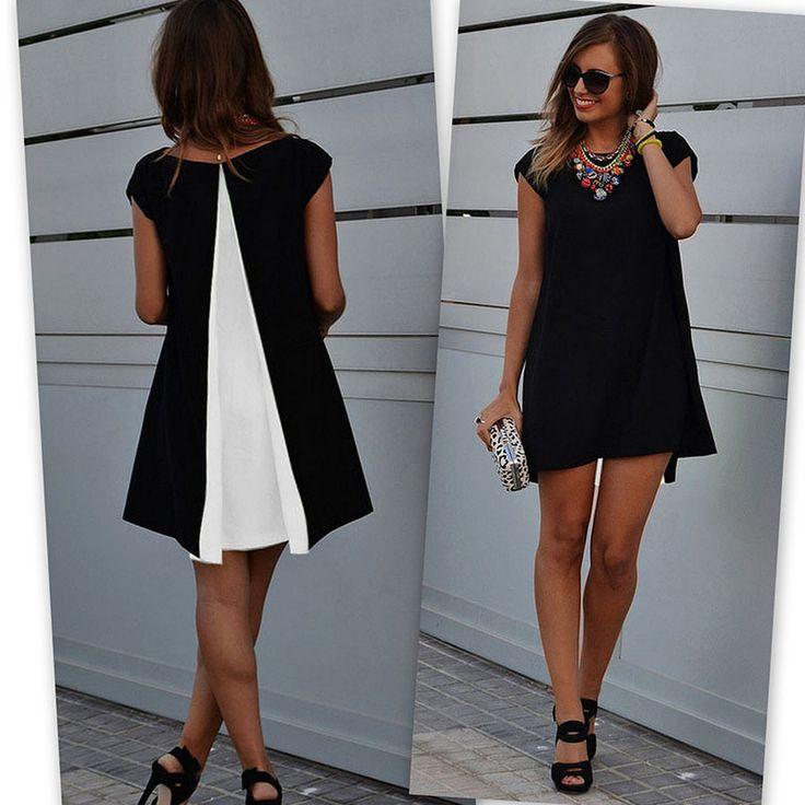 Aliexpress.com: Comprar Ucrania Plus Size XL Casual Mujeres Beach Dress Mujeres…