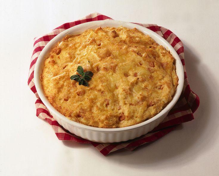 Scopri come preparare il gateau di patate, prova la ricetta di Sale&Pepe