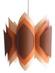 Vintage 1970s Swag Pendant Light on Chairish.com