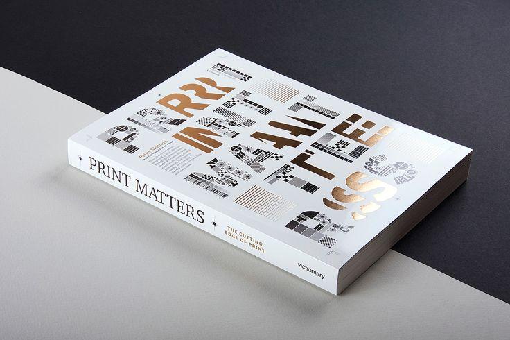 Print Matters on Behance