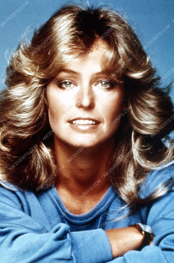 beautiful Farrah Fawcett portrait 35m-5666