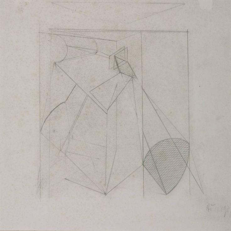 'Sketch', Naum Gabo | Tate