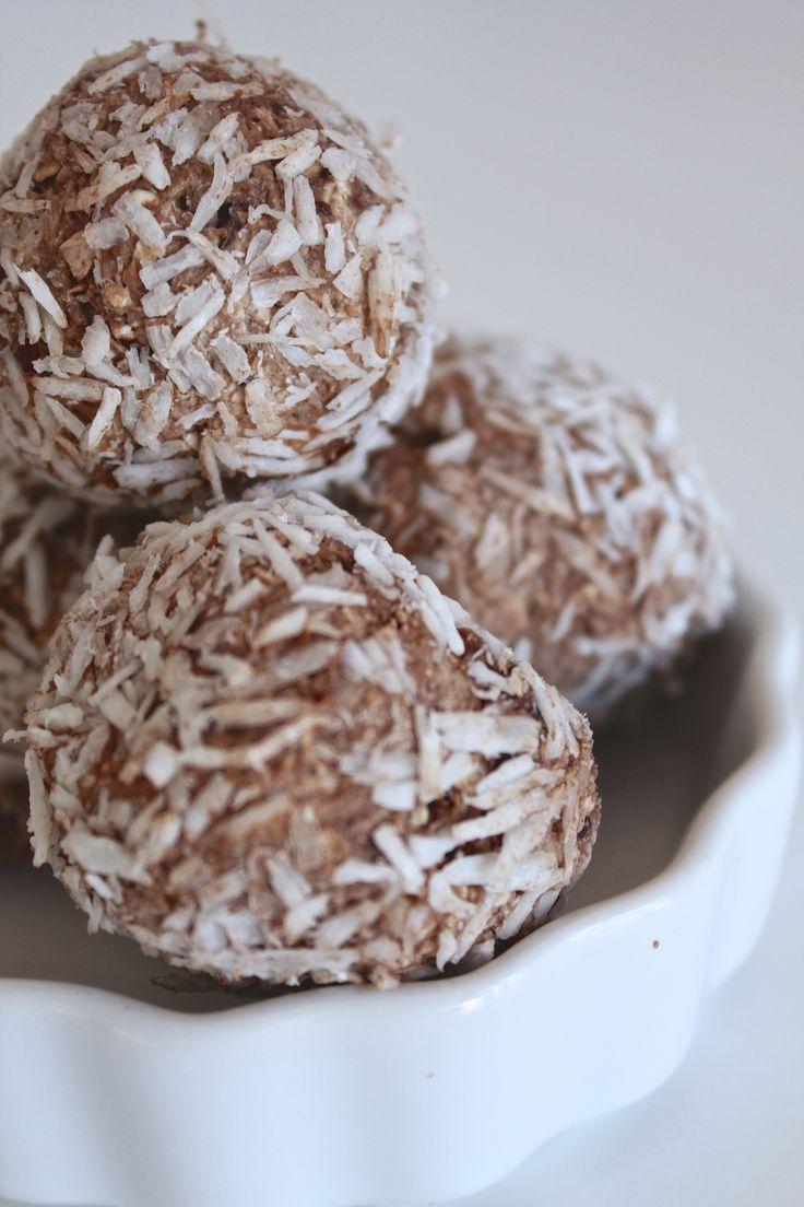 Chokladbollar - Pt By emma