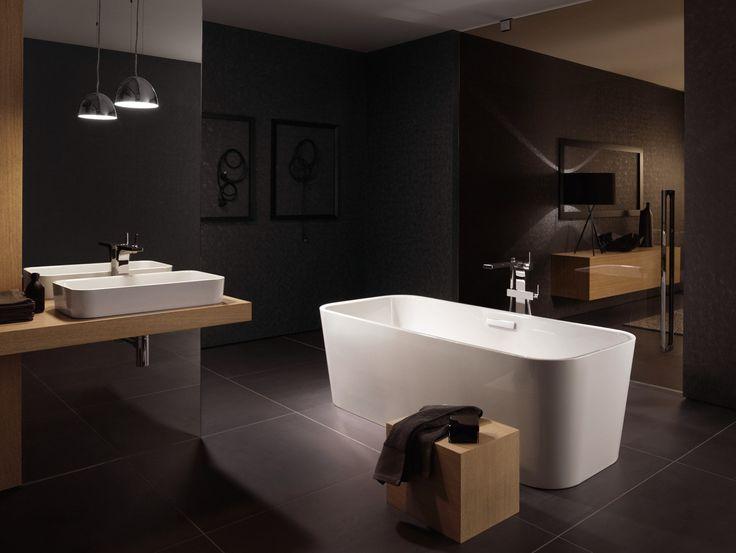 Freestanding Enamelled Steel Bathtub BETTEART By Bette Design Tesseraux +  Partner