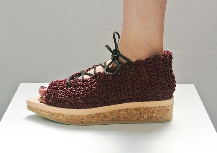 Arielle de Pinto LVMM - Creepers - Maroon