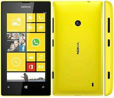 Nokia Lumia 520 téléphone mobile Débloqué