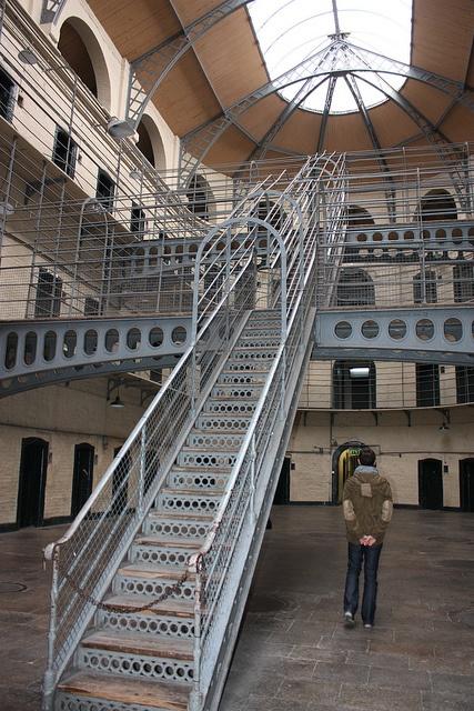 A really interesting blog post about Kilmainham Gaol (Jail), Dublin.