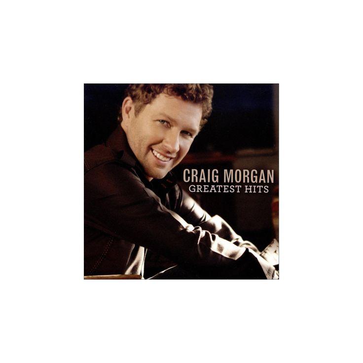 Craig Morgan - Greatest Hits (CD)