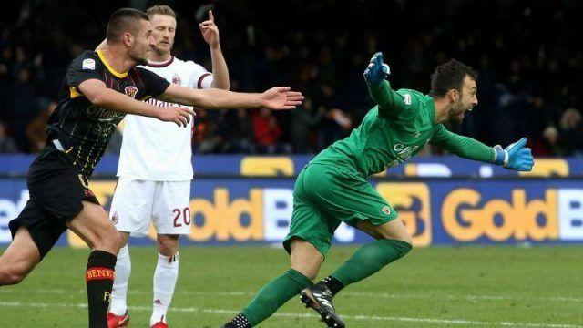 Gol Penjaga gawang Tuan Rumah Gagalkan Kemenangan AC Milan