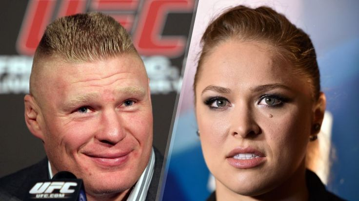 Brock Lesnar: Ronda Rousey is 'a super athlete in a weak division'