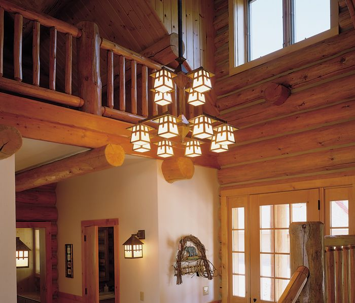 Foyer Lighting Mission Style : Best images about craftsman style lighting on pinterest