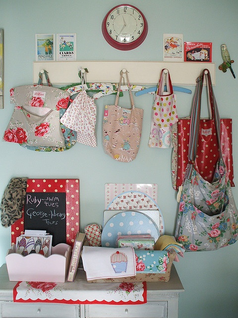 15 best images about polka dot love on pinterest emma for Cath kidston kitchen ideas