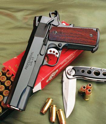 Springfield Armory Professional .45ACP