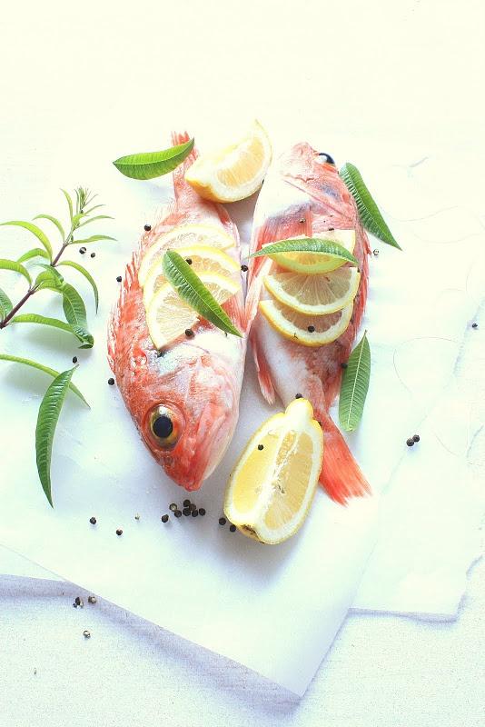 Fresh fish from Matosinhos fish market.