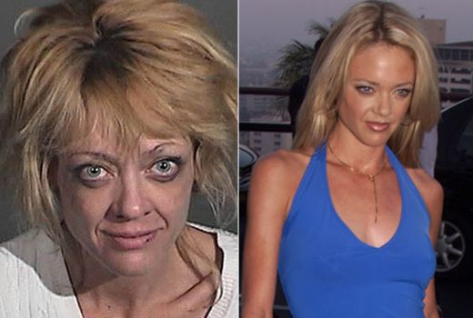 "Lisa Robin Kelly, 43, who played Eric Forman's older sister Laurie on ""That '70s Show"" from 1998 to 2003, is once again in trouble with the law."