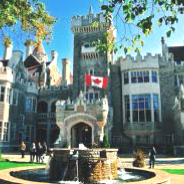 17 best images about casa loma toronto cananda on for Casa loma mansion toronto