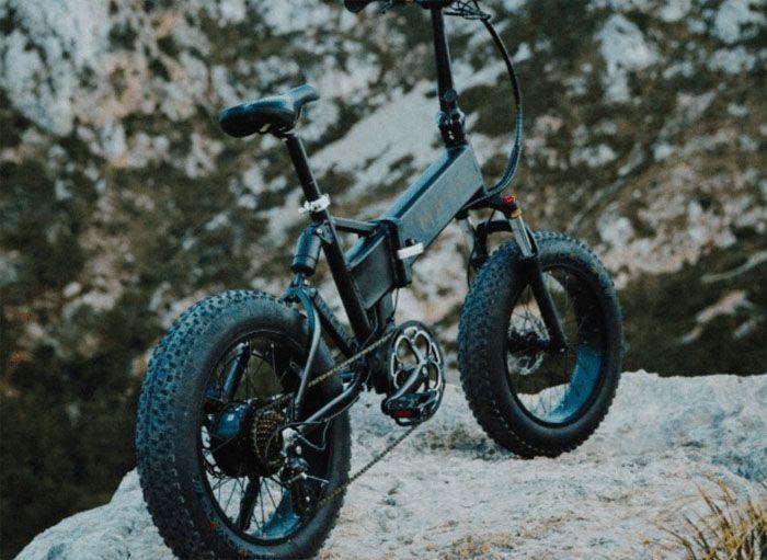 Mate X Folding Electric Bike Folding Electric Bike Ebike