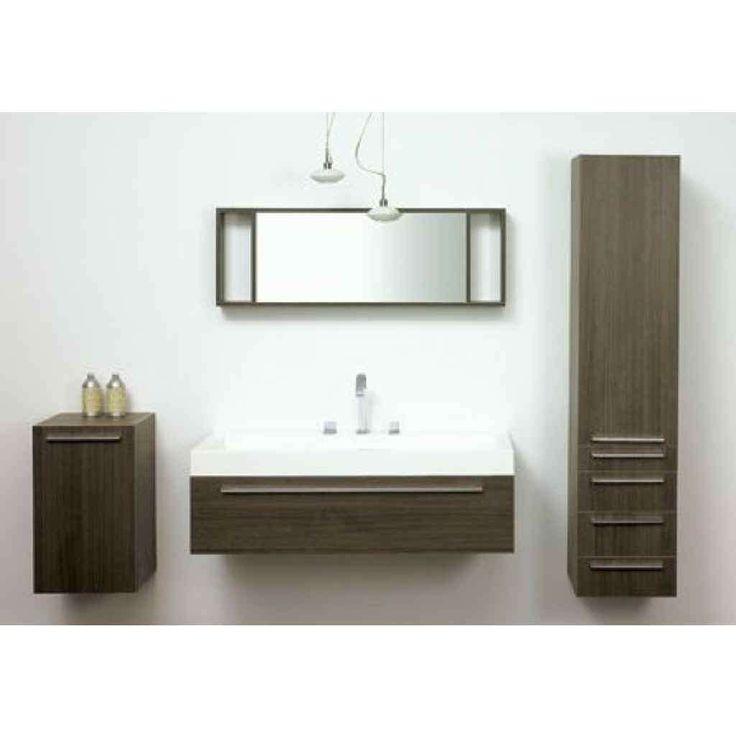 Image On Wall Mount Sink Top Vanity Wall Mounted Sinks And Cabinets Bathroom Wall CabinetsBathroom FurnitureModern