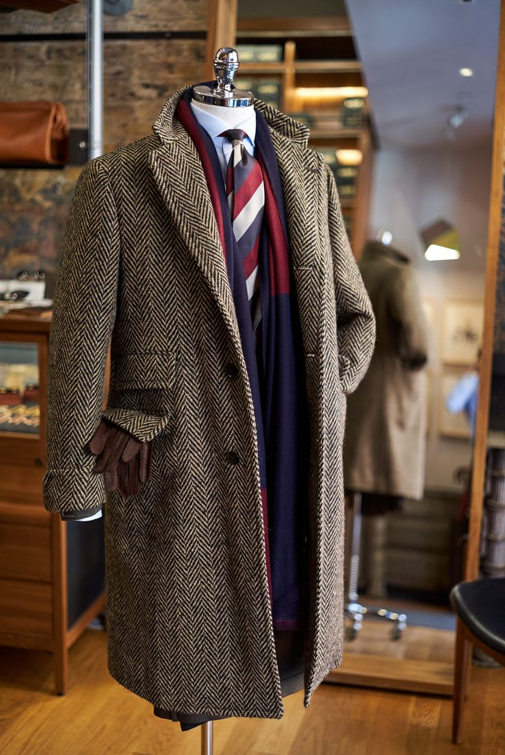 theivyleaguelook: Tailor CAID via The Armoury