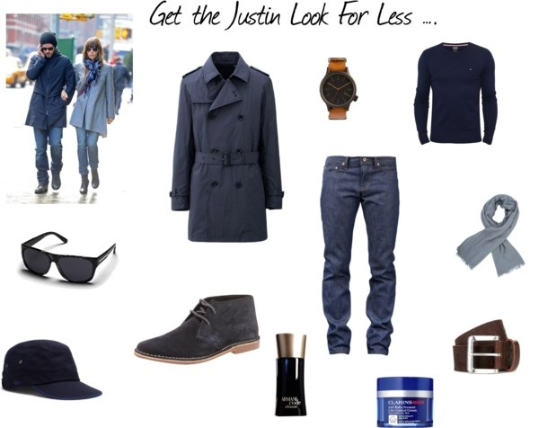 Get The Justin Timberlake Look for Less