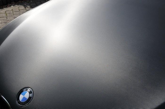 BMW 3 Coupe - carbon